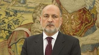 L'expresident del Tribunal Constitucional, Francisco Pérez de los Cobos (EFE)
