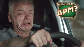 Un conductor plora en directe per no pagar el peatge!
