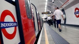 El metro de Londres (EFE)
