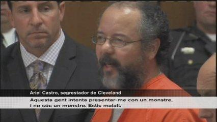Ariel Castro no sortirà de la presó