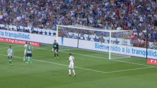 Hat-trick Total: Resum Madrid-Betis