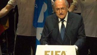 Joseph Blatter, president de la FIFA