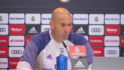 Zidane defensa Cristiano Ronaldo de les crítiques