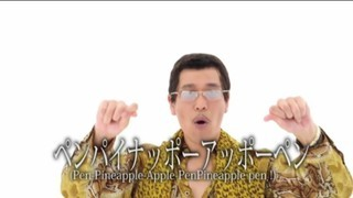 "El ""Pen Pineapple Apple Pen"", rècord Guinness"