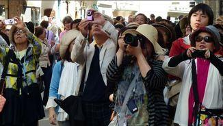 Turistes japonesos