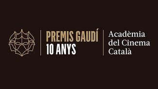 Premis Gaudí. 10 anys