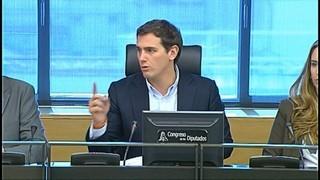 Ciutadans proposa que el català o l'euskera no siguin un requisit per ser funcionari i es queda sol al Congrés
