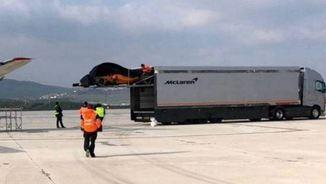 Un cop de vent destapa els secrets de McLaren