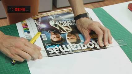 """Mitjans de comunicació: redacció de la revista """"Fotogramas"""""""