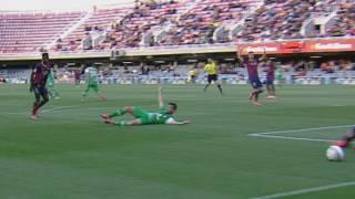 Resum Barça B, 2 - Girona, 1