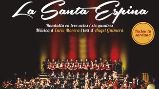 """""""Joaquín Clerch, guitarra."""" i """"La Santa Espina"""""""