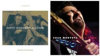 North Mississippi Allstars i Coco Montoya