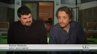 El Ramon Madaula autor teatral fa el salt al Romea