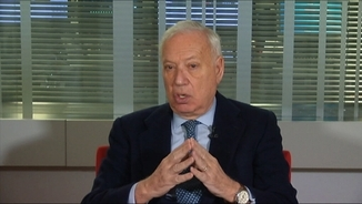 L'exministre d'Afers Exteriors José Manuel García-Margallo