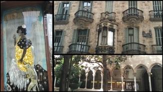 """""""Un país per voltar"""": Els secrets i llegendes de l'Eixample, tot passejant pel barri"""