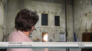 Teatre circ a Sineu, el projecte del C.IN.E