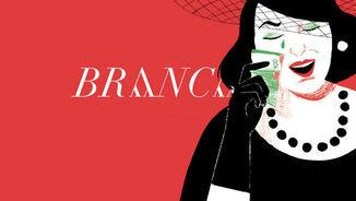 """""""Branca"""": narrativa en paper"""