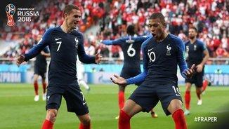 França al Mundial de Rússia 2018