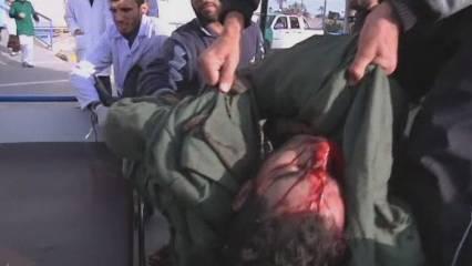 Gaddafi retira tropes de Misrata