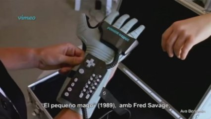 Dillon Markey, l'animador que ha donat nova vida al Power Glove de Nintendo