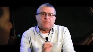 Àlex Gorina entrega l'Oscar a la millor direcció