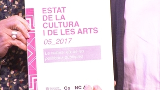 L'informe de la CoNCA del 2017 s'ha presentat a l'Ateneu Barcelonès