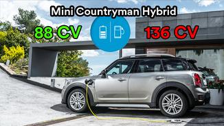 """El copilot"": Mini Countryman Hybrid, famílies amb energia"