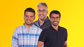 Xavi Cazorla, Jordi Asturgó i Oriol Dalmau són l'ànima de l'APM?