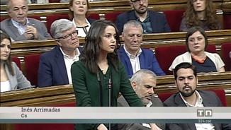 El Parlament aprova dos decrets llei signats pel govern espanyol
