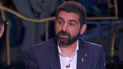 """Chakir el Homrani: """"No es descarta la unilateralitat, sempre que siguin vies democràtiques i pacífiques"""""""