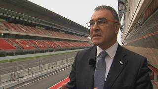 Ramon Praderas, director general del Circuit de Catalunya
