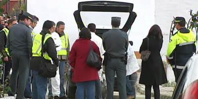 Detenen un home a Jaén acusat de matar la seva exparella