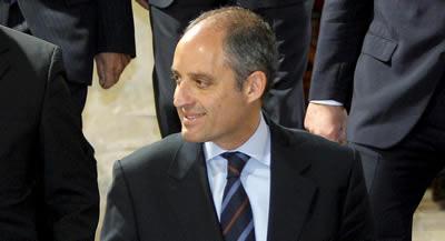 Francisco Camps i la cúpula de la trama Gürtel no seuran junts al banc dels acusats
