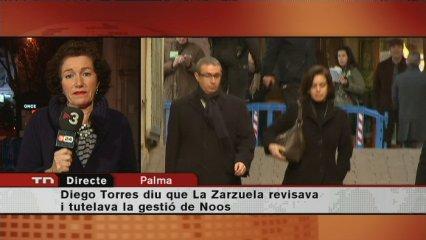 Torres apunta a La Zarzuela
