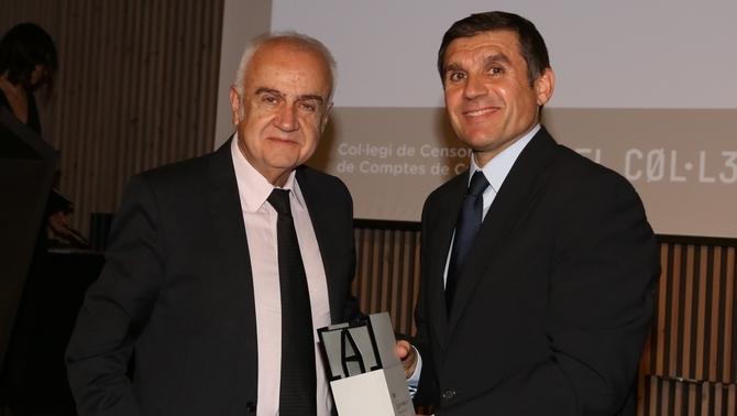Premi Col·legi de Censors Jurats de Catalulnya