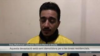 Ghouta: l'infern a la Terra, denuncien les Nacions Unides després de 300 morts en tres dies