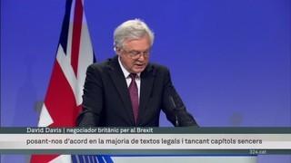 Què passa amb l'acord del Brexit?