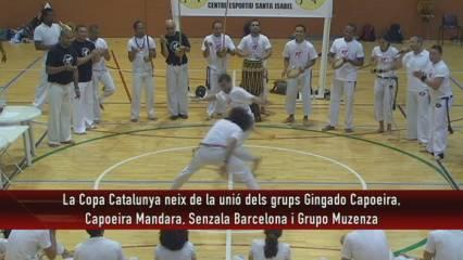 Capoeira a Catalunya
