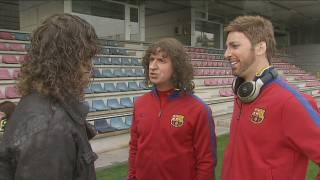 Carles Puyol contra Carles Puyol