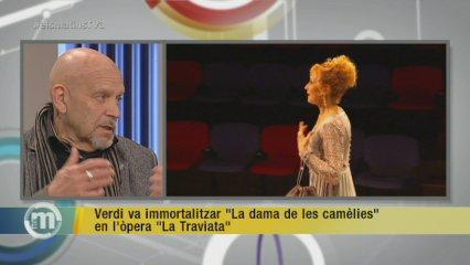 """""""La dama de les camèlies"""" a La Seca Espai Brossa"""