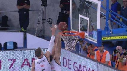 El Madrid, finalista de la Supercopa ACB