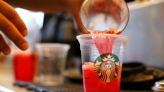 Begudes fredes a Starbucks (Reuters)