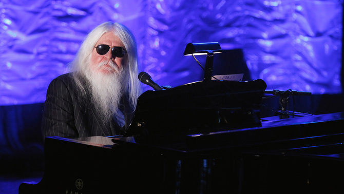 Mor el cantant i compositor Leon Russell