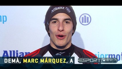 "Marc Márquez, a ""Esport club"""