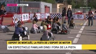 Esperit Montjuïc, una festa del motor, al circuit de Catalunya