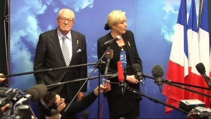 Marine Le Pen, la clau de l'èxit del Front Nacional
