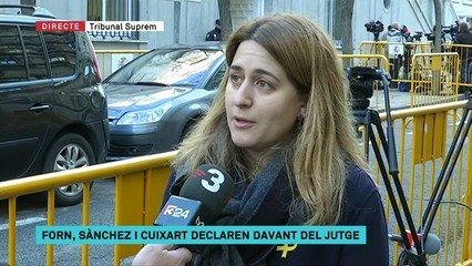 """Marta Pascal: """"En democràcia i en un país normal, el que diuen els ciutadans és el que ha de prevaldre"""""""