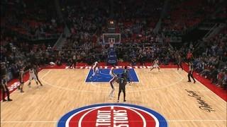 Top 3 de l'NBA: Dinwiddie sentencia als seus Pistons