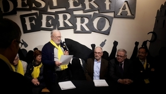 El síndic de greuges internacionalitza el veto a les mobilitzacions dels avis de Reus