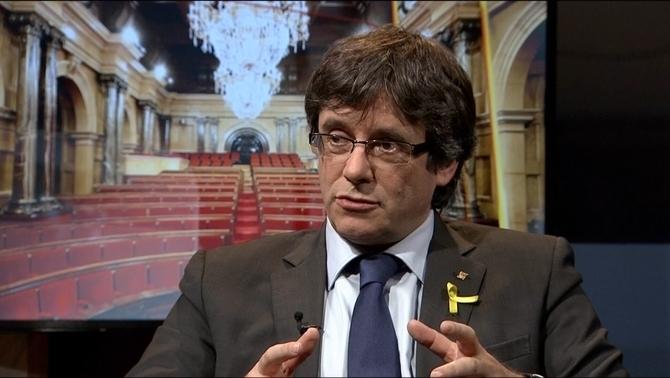 Rècord d'audiència de l'entrevista a Puigdemont: 991.000 espectadors i 30,5% de quota